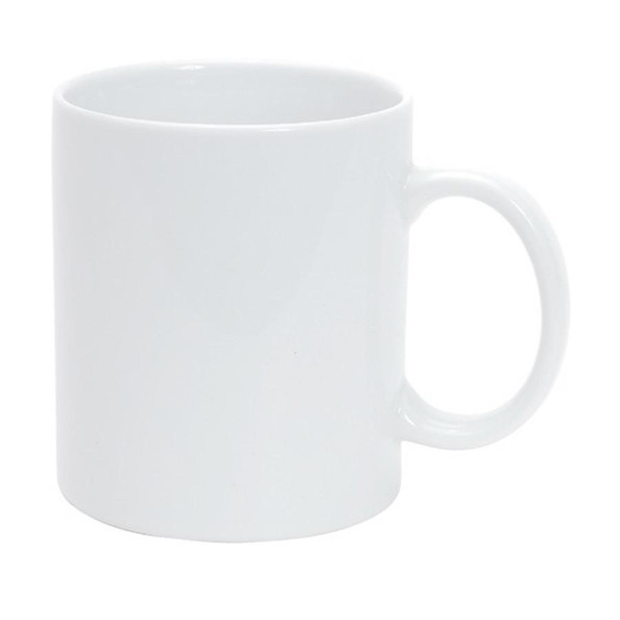Bögre, 300 ml fehér porcelán