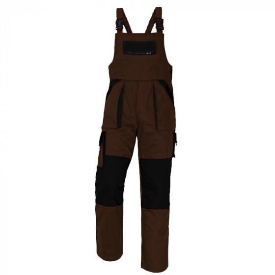 MAX barna-fekete melles (kertész) nadrág