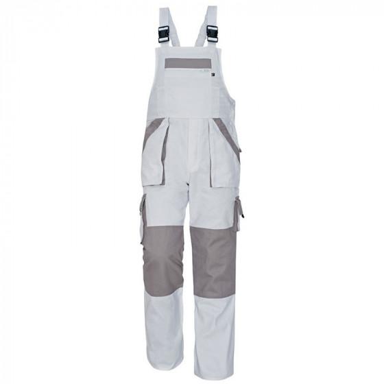 MAX fehér-szürke melles (kertész) nadrág
