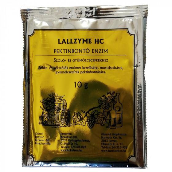Pektinbontó enzim Lallzyme HC 10g
