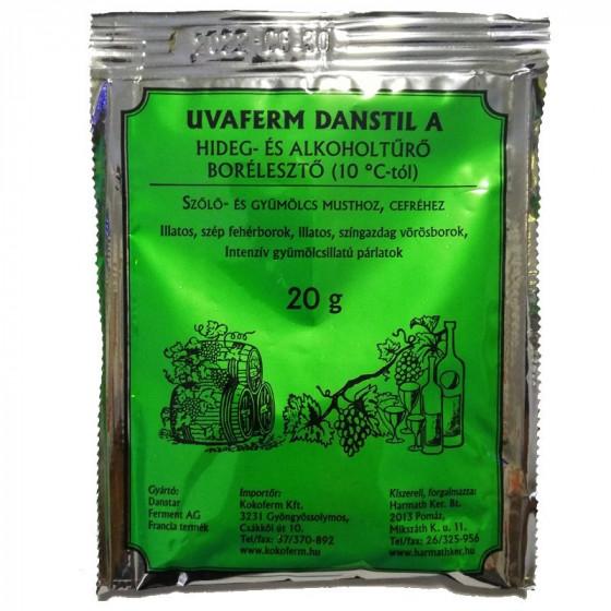 UVAFERM DANSTIL A hideg- és alkoholtűrő borélesző 20 g