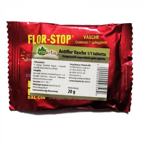 FLOR-STOP tabletta 20g