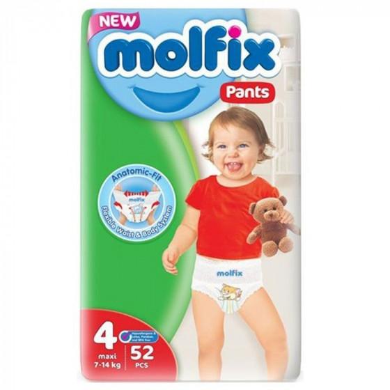 MOLFIX Pants Maxi bugyipelenka (4-es méret) 52 db-os