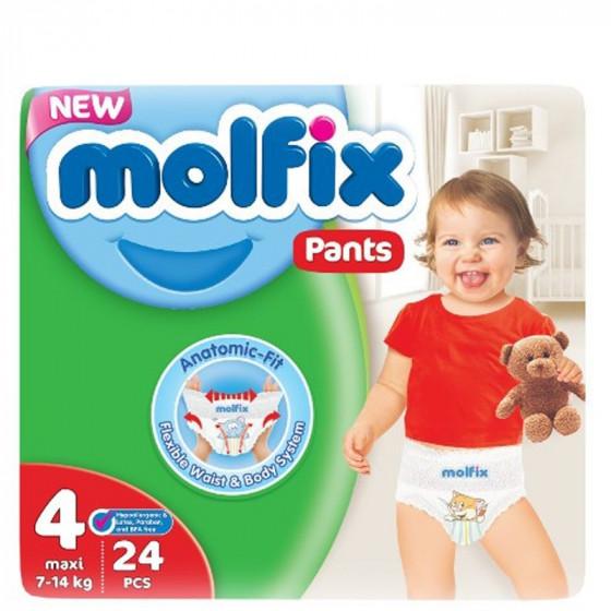 MOLFIX Pants Maxi bugyipelenka (4-es méret) 24 db-os