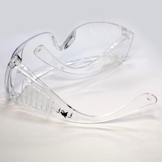 FF DONAU AS-01-001 Védőszemüveg víztiszta lencsével