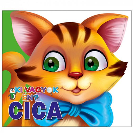 Cica – vágottszélű képes...